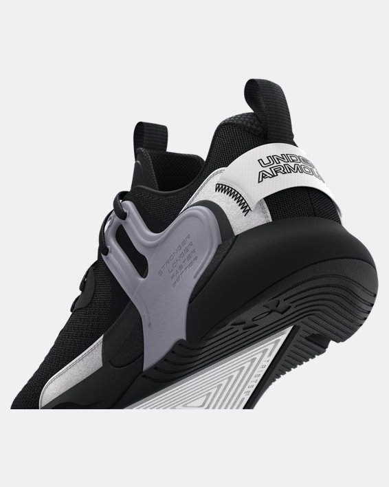 Women's UA HOVR™ Apex 3 Training Shoes, Black, pdpMainDesktop image number 5