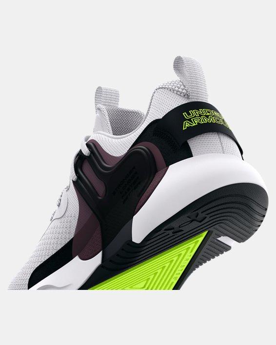 Women's UA HOVR™ Apex 3 Training Shoes, White, pdpMainDesktop image number 5