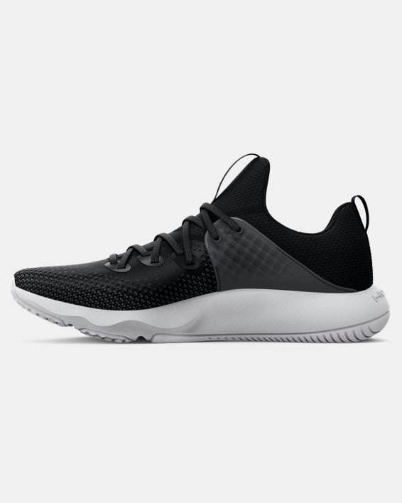 Men's UA HOVR™ Rise 3 Training Shoes, Black, pdpMainDesktop image number 1