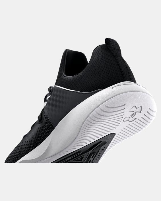 Men's UA HOVR™ Rise 3 Training Shoes, Black, pdpMainDesktop image number 5