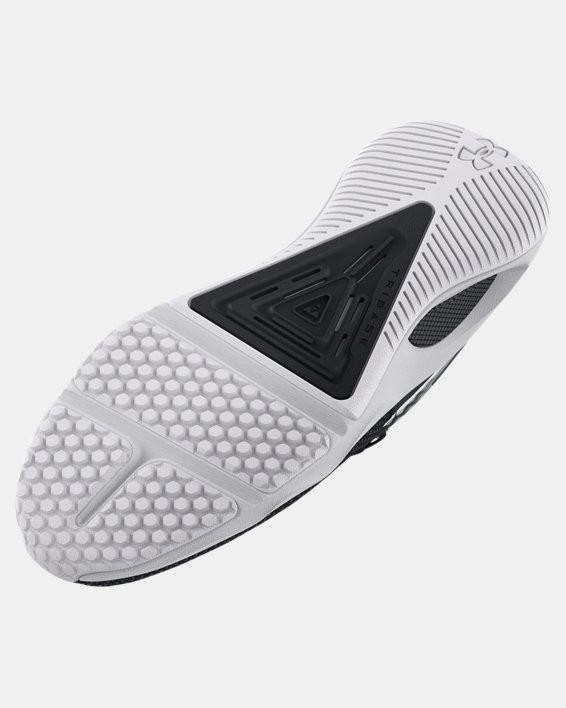 Men's UA HOVR™ Rise 3 Training Shoes, Black, pdpMainDesktop image number 4