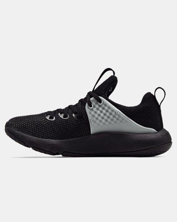 Women's UA HOVR™ Rise 3 Training Shoes, Black, pdpMainDesktop image number 1