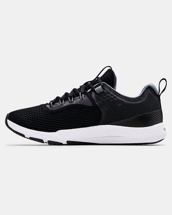 Men's UA Charged Focus Training Shoes, Black, pdpMainDesktop image number 1