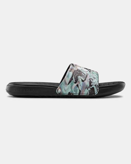 Women's UA Alkali Ansa Fixed Slides