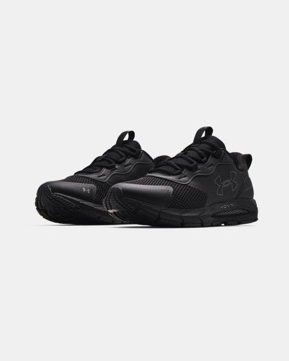 Men's UA HOVR™ Sonic STRT Shoes, Black, pdpMainDesktop image number 3