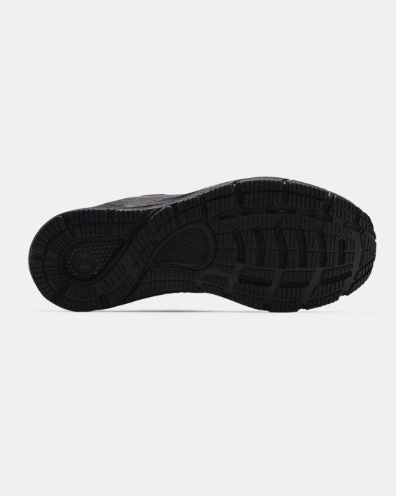 Men's UA HOVR™ Sonic STRT Shoes, Black, pdpMainDesktop image number 4