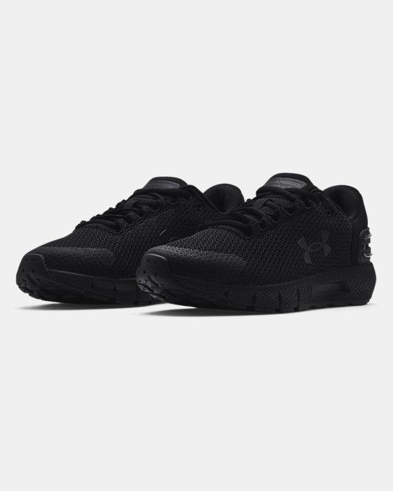 Men's UA Charged Rogue 2.5 Running Shoes, Black, pdpMainDesktop image number 3