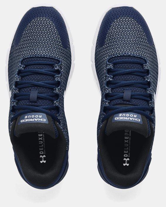 Men's UA Charged Rogue 2.5 Running Shoes, Blue, pdpMainDesktop image number 2