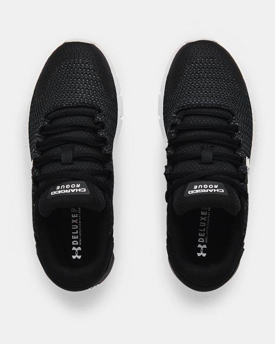 Women's UA Charged Rogue 2.5 Running Shoes, Black, pdpMainDesktop image number 2