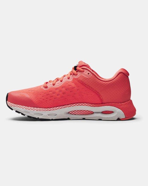 Men's UA HOVR™ Infinite 3 Reflect Running Shoes, Red, pdpMainDesktop image number 1