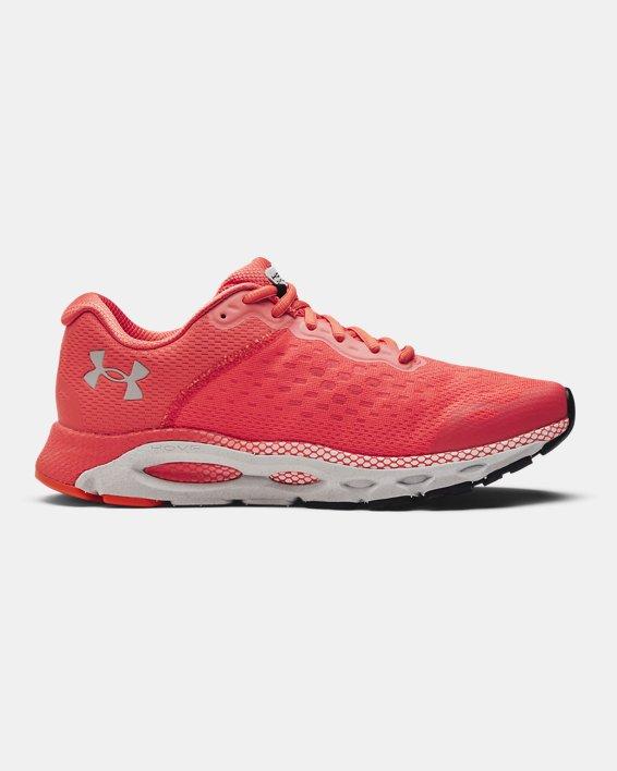 Men's UA HOVR™ Infinite 3 Reflect Running Shoes, Red, pdpMainDesktop image number 0