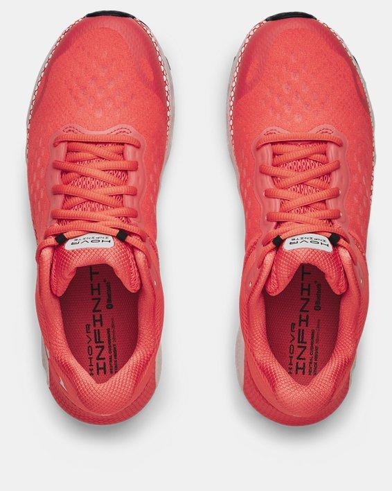 Men's UA HOVR™ Infinite 3 Reflect Running Shoes, Red, pdpMainDesktop image number 2