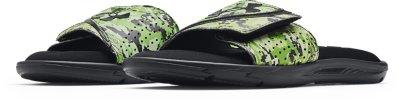 Under Armour Mens Ignite Vi Graphic Fb Slide Sandal
