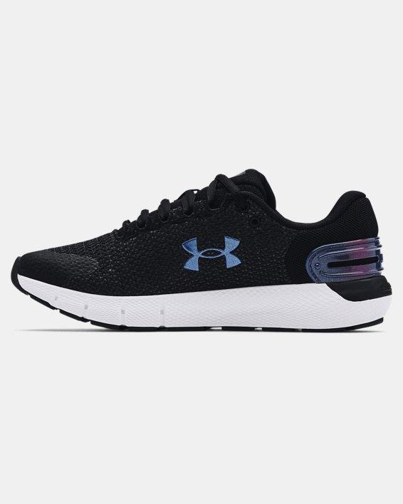 Women's UA Charged Rogue 2.5 Colorshift Running Shoes, Black, pdpMainDesktop image number 0
