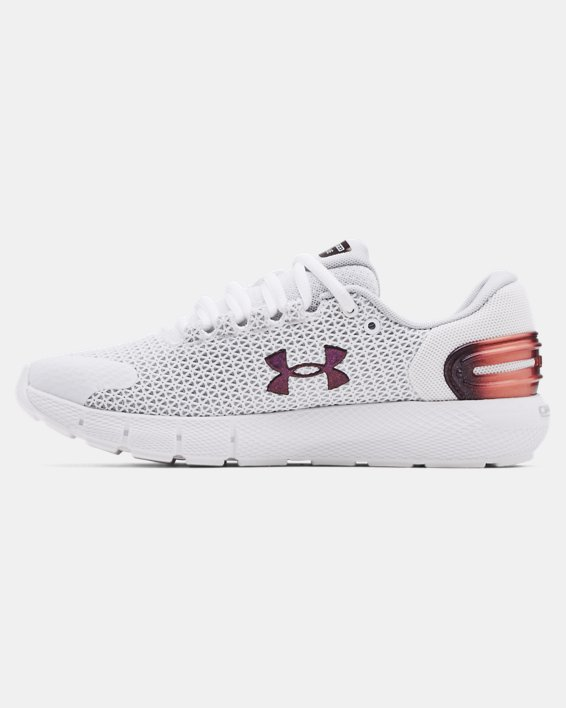 Women's UA Charged Rogue 2.5 Colorshift Running Shoes, White, pdpMainDesktop image number 1