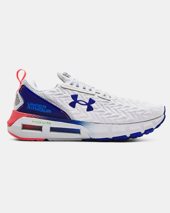 Men's UA HOVR™ Mega 2 Clone Running Shoes, White, pdpMainDesktop image number 0