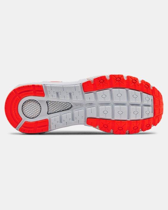 Men's UA HOVR™ Mega 2 Clone Running Shoes, Gray, pdpMainDesktop image number 4