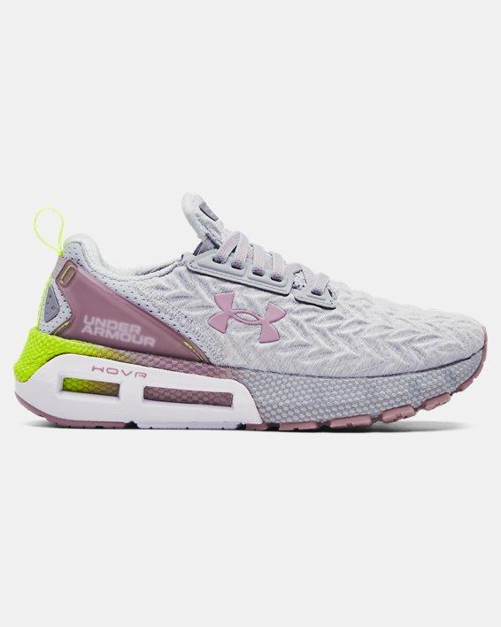 Women's UA HOVR™ Mega 2 Clone Running Shoes, Gray, pdpMainDesktop image number 0