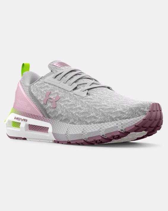 Women's UA HOVR™ Mega 2 Clone Running Shoes, Gray, pdpMainDesktop image number 6