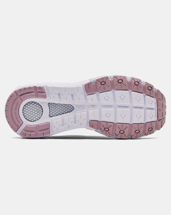 Women's UA HOVR™ Mega 2 Clone Running Shoes, Gray, pdpMainDesktop image number 4