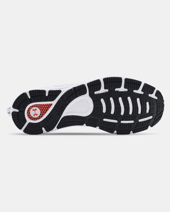 Men's UA HOVR™ Sonic STRT Reflect Shoes, Gray, pdpMainDesktop image number 4