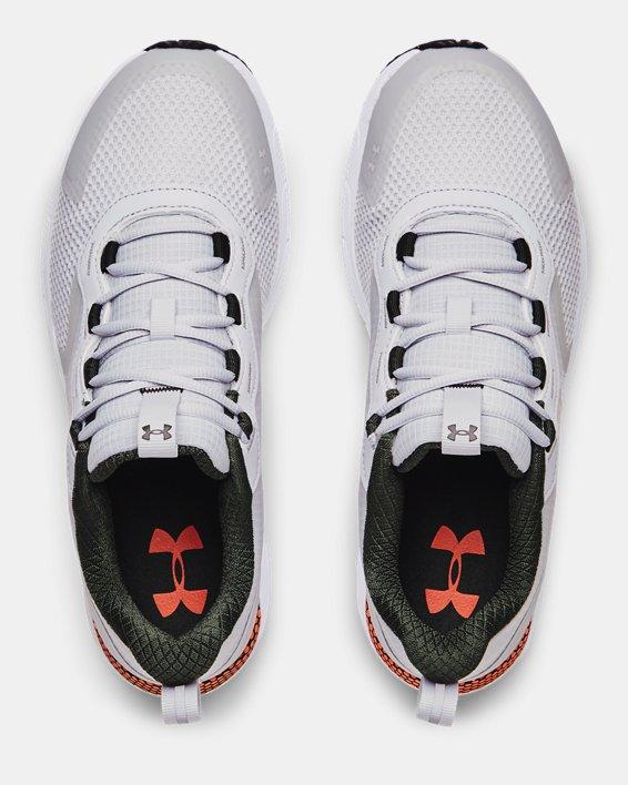 Men's UA HOVR™ Sonic STRT Reflect Shoes, Gray, pdpMainDesktop image number 2