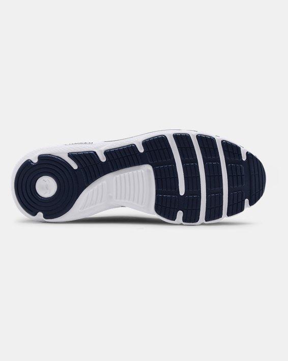 Men's UA Charged Assert 9 Running Shoes, Blue, pdpMainDesktop image number 4