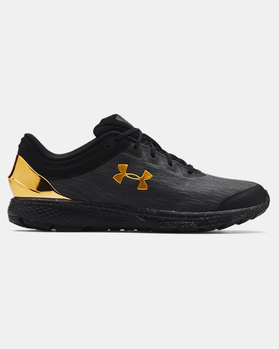 Men's UA Charged Escape 3 EVO Chrome Running Shoes, Black, pdpMainDesktop image number 0