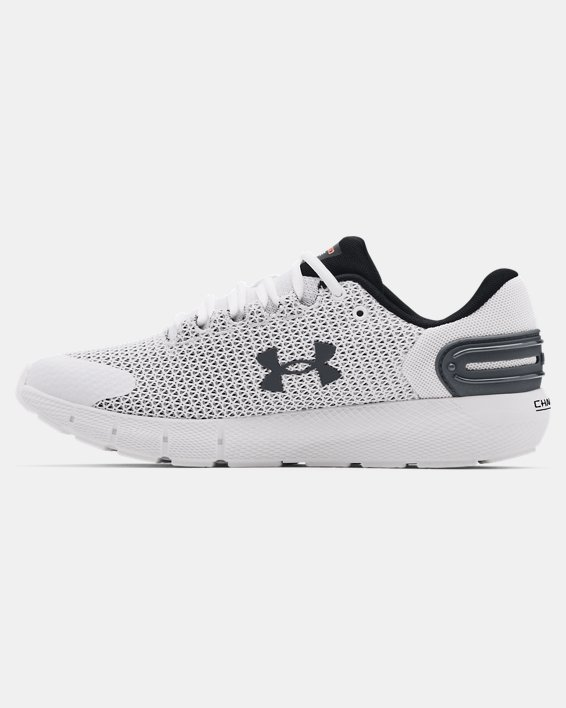 Men's UA Charged Rogue 2.5 Reflect Running Shoes, White, pdpMainDesktop image number 1