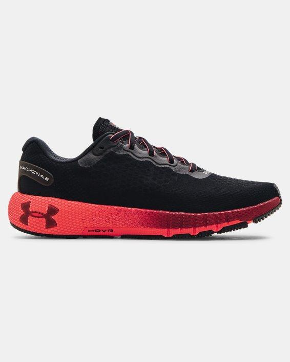 Men's UA HOVR™ Machina 2 Colorshift Running Shoes, Black, pdpMainDesktop image number 0