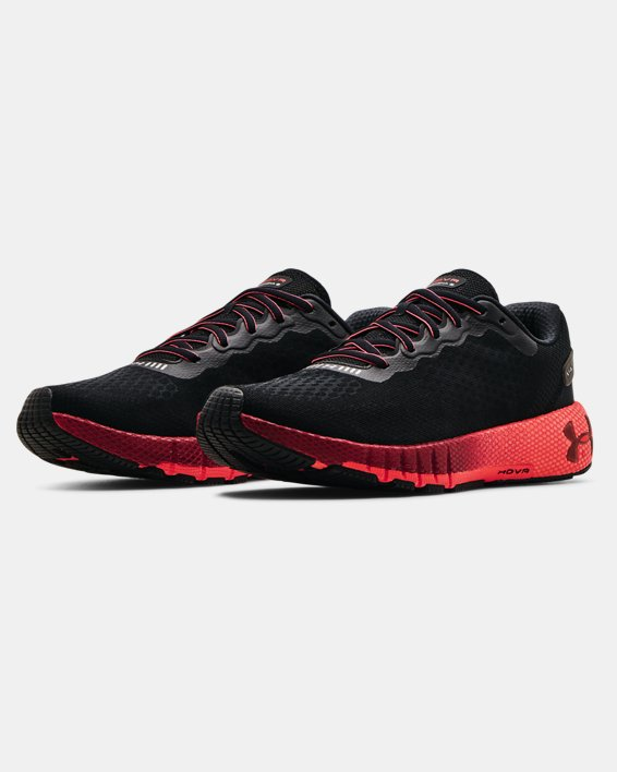 Men's UA HOVR™ Machina 2 Colorshift Running Shoes, Black, pdpMainDesktop image number 3