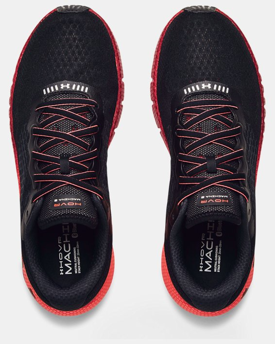 Men's UA HOVR™ Machina 2 Colorshift Running Shoes, Black, pdpMainDesktop image number 2