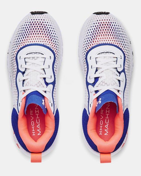 Women's UA HOVR™ Machina 2 SE Running Shoes, White, pdpMainDesktop image number 2