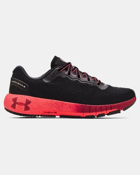 Women's UA HOVR™ Machina 2 Colorshift Running Shoes, Black, pdpMainDesktop image number 0
