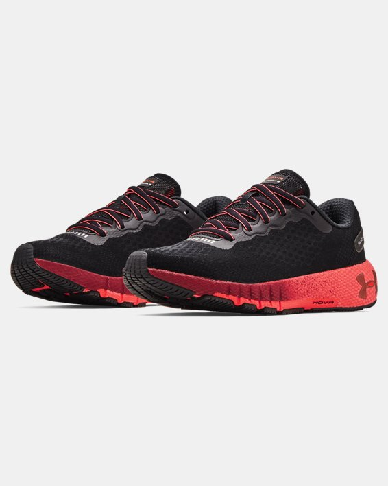 Women's UA HOVR™ Machina 2 Colorshift Running Shoes, Black, pdpMainDesktop image number 3