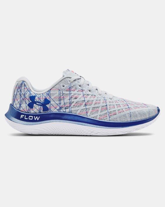 Men's UA Flow Velociti Wind Prizm Running Shoes, Gray, pdpMainDesktop image number 0