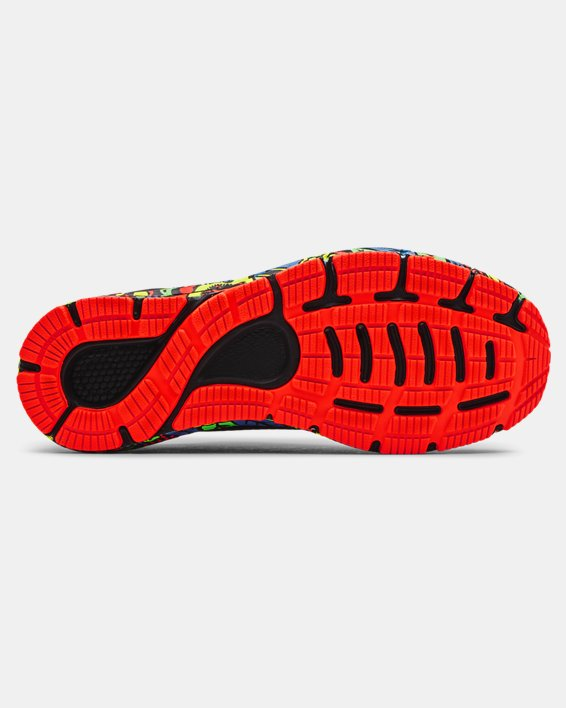 Men's UA HOVR™ Sonic 4 Run Weird Running Shoes, Black, pdpMainDesktop image number 4