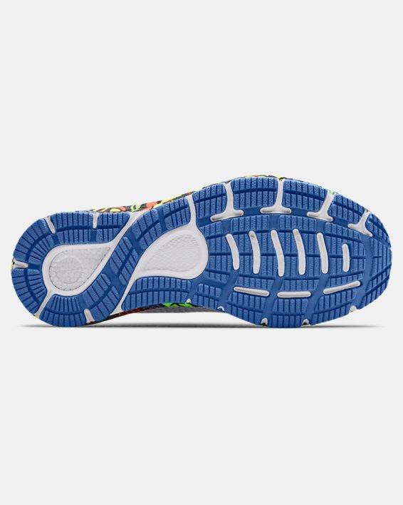 Women's UA HOVR™ Sonic 4 Run Weird Running Shoes, White, pdpMainDesktop image number 4