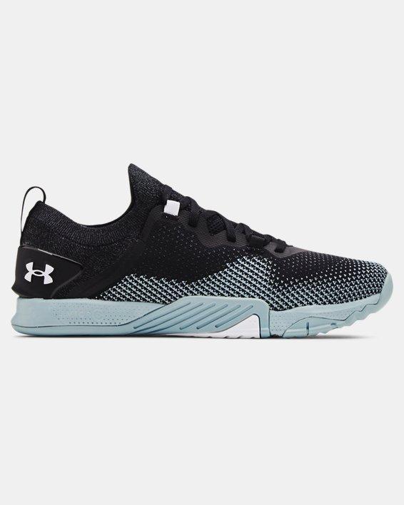 Men's UA TriBase™ Reign 3 Training Shoes, Black, pdpMainDesktop image number 0