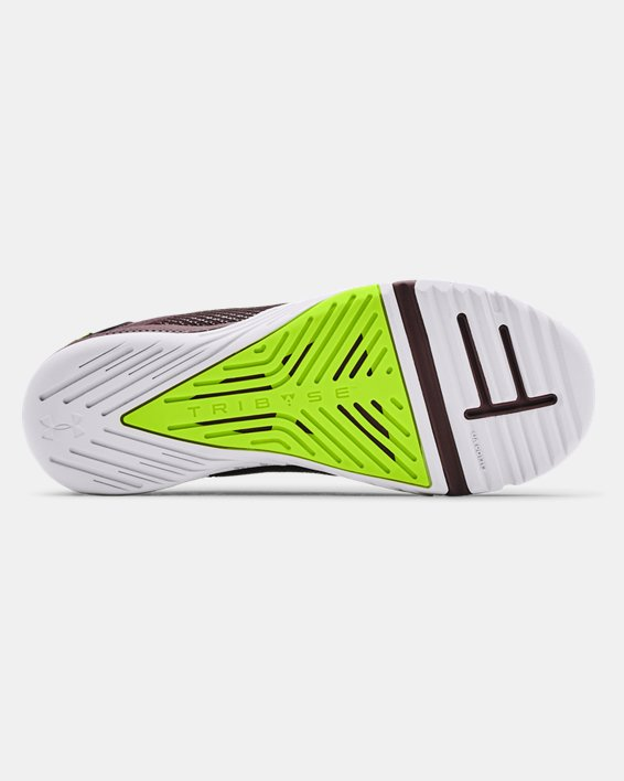 Women's UA TriBase™ Reign 3 Training Shoes, Purple, pdpMainDesktop image number 4