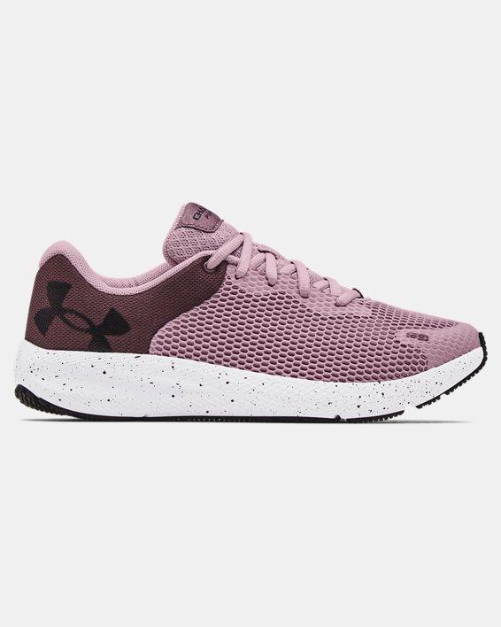 Zapatillas de running UA Charged Pursuit 2 Big Logo Speckle para mujer