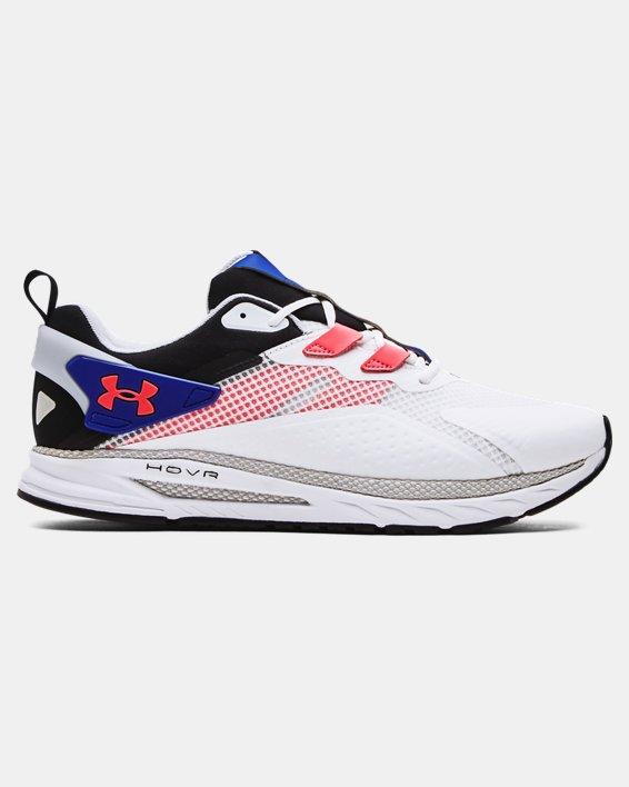 Men's UA HOVR™ MVMNT Sportstyle Shoes, White, pdpMainDesktop image number 0