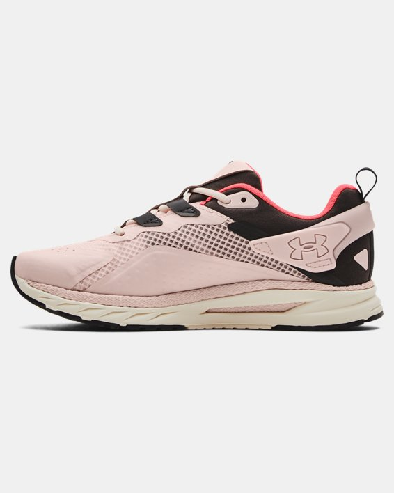 Women's UA HOVR™ Flux MVMNT Sportstyle Shoes, Pink, pdpMainDesktop image number 1