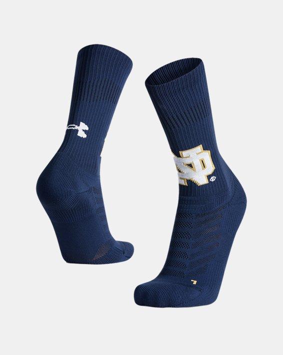 Unrivaled Performance Sock, Navy, pdpMainDesktop image number 2