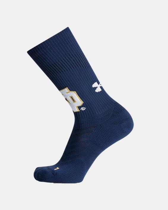 Unrivaled Performance Sock, Navy, pdpMainDesktop image number 3