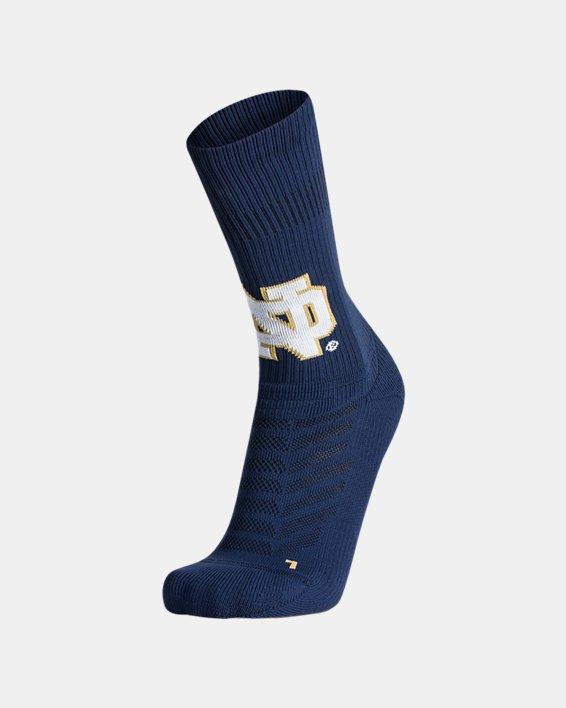 Unrivaled Performance Sock, Navy, pdpMainDesktop image number 0