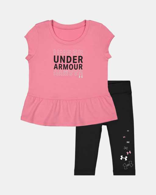 Girls' Infant UA Wordmark Set