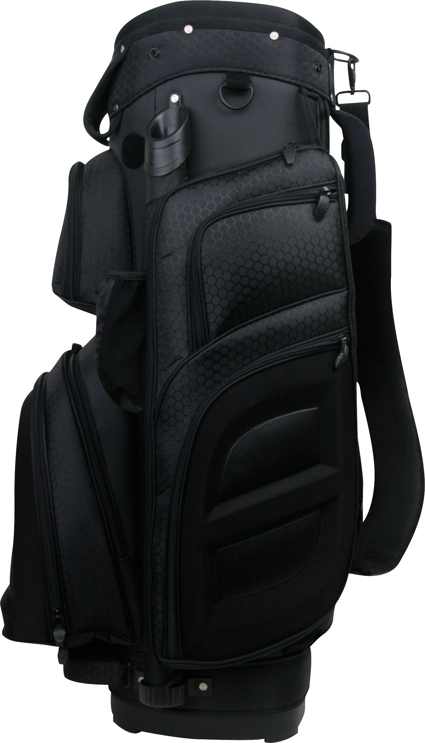 UA Drive Golf Bag, Black ,