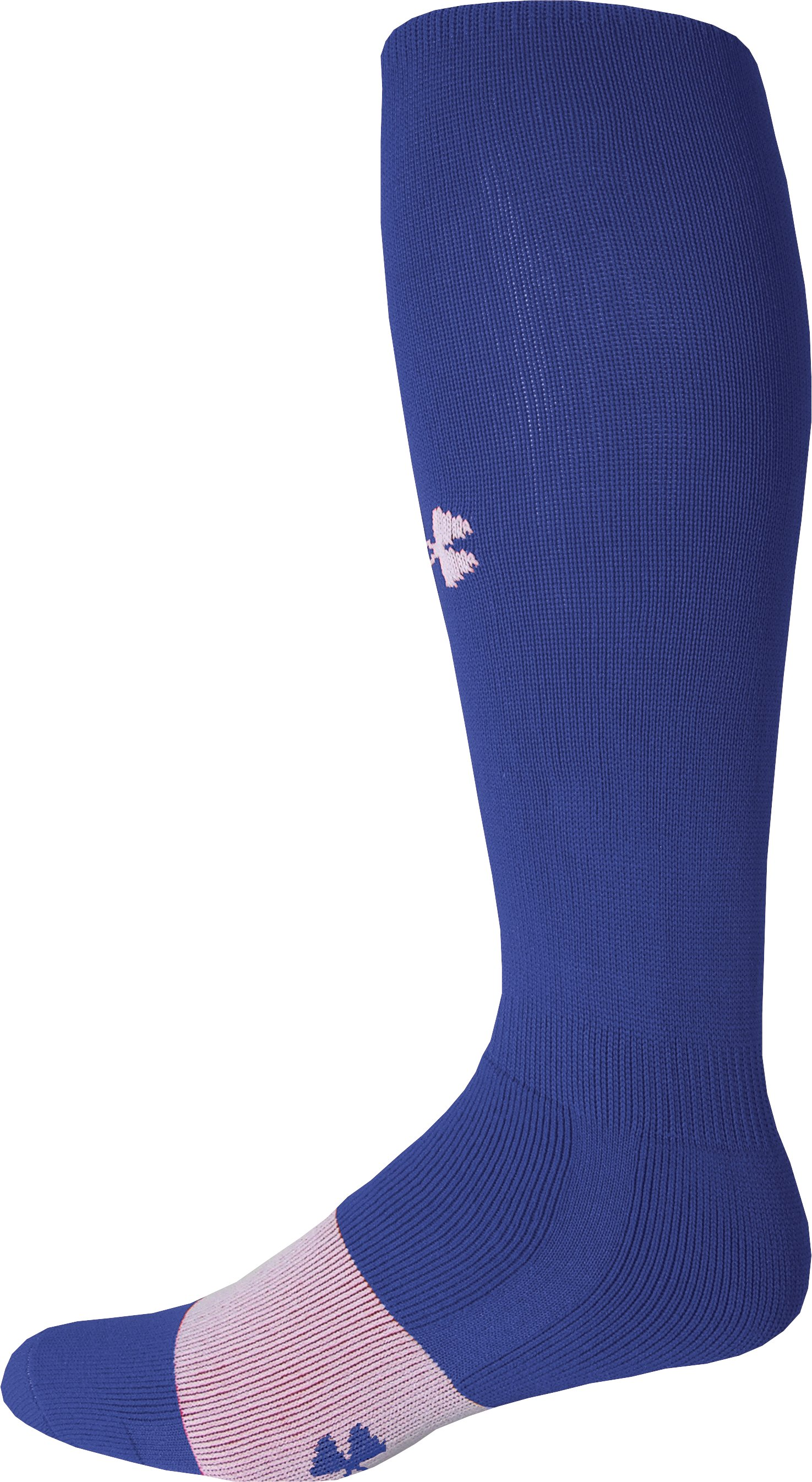 Men's Baseball Sock, Royal, zoomed image