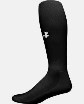 Men's UA Hockey Over-The-Calf Liner Socks  1 Color $8.99